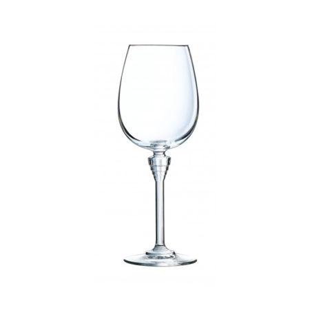 Flute en wijnglazen