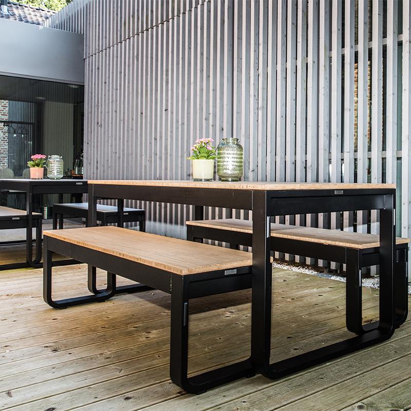 Flow dinner tafel crazy events feestmateriaal verhuur for Verhuur tafels